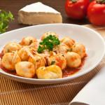 A História do delicioso Gnocchi
